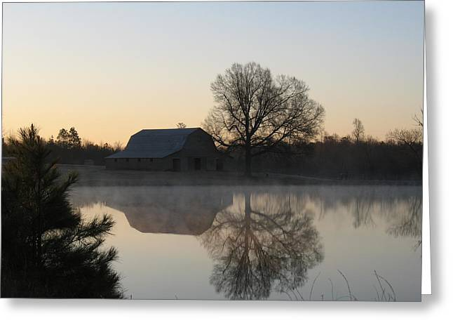 Julian Bralley Greeting Cards - Perfect Sunrise Greeting Card by Julian Bralley