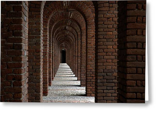 Perspectives Greeting Card by Susanne Van Hulst