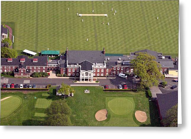 Philadelphia Cricket Club St Martins Greeting Card by Duncan Pearson