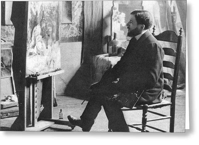 PIET MONDRIAN (1872-1944) Greeting Card by Granger