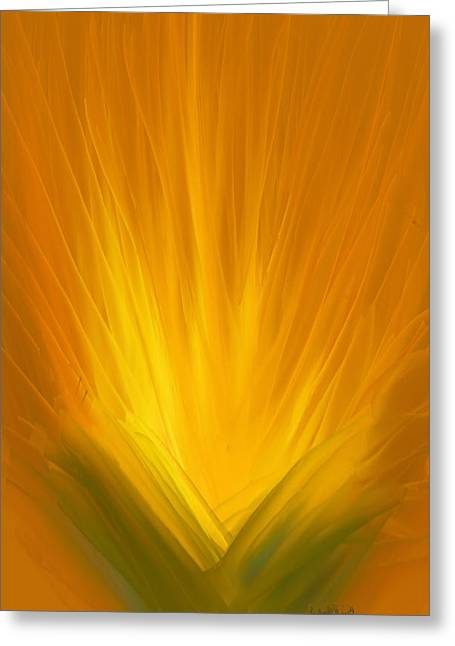Gina Lee Manley Greeting Cards - Pineapple Greeting Card by Gina Lee Manley