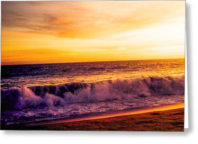 Photo Art Gallery Greeting Cards - Playadelcarmenprofundoymagico Greeting Card by Hugo Eloy TAO