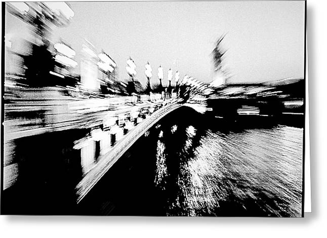 D.w. Pyrography Greeting Cards - Pont DAlexandra 3. Paris. Greeting Card by Cyril Jayant