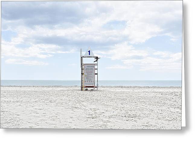 Best Ocean Photography Greeting Cards - Port Stanley #1 Greeting Card by Jerry Golab