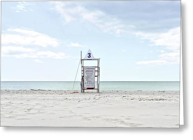 Best Ocean Photography Greeting Cards - Port Stanley #3 Greeting Card by Jerry Golab