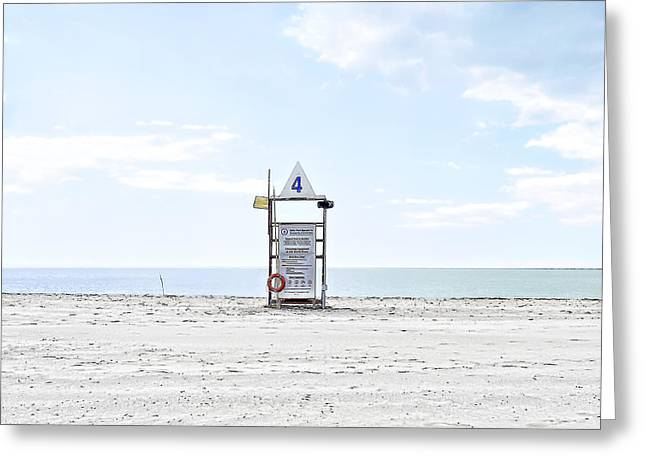 Best Ocean Photography Greeting Cards - Port Stanley #4 Greeting Card by Jerry Golab