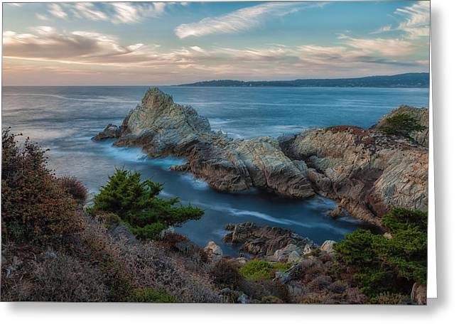 California Beaches Greeting Cards - Precious Greeting Card by Jonathan Nguyen