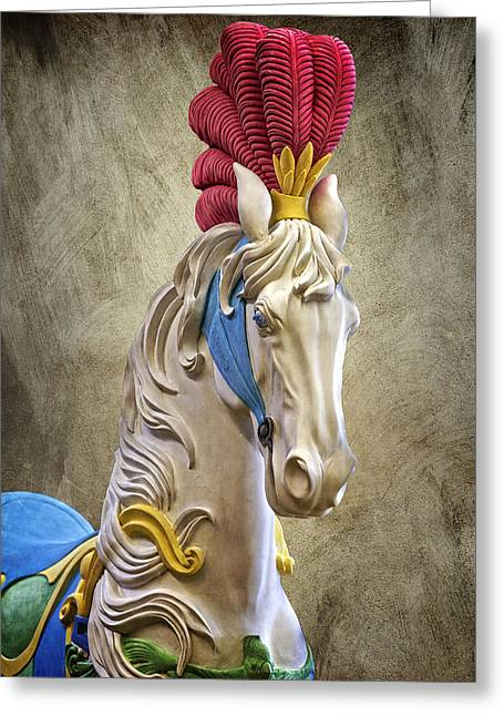 Amusements Greeting Cards - Pretty Ride D5308 Greeting Card by Wes and Dotty Weber