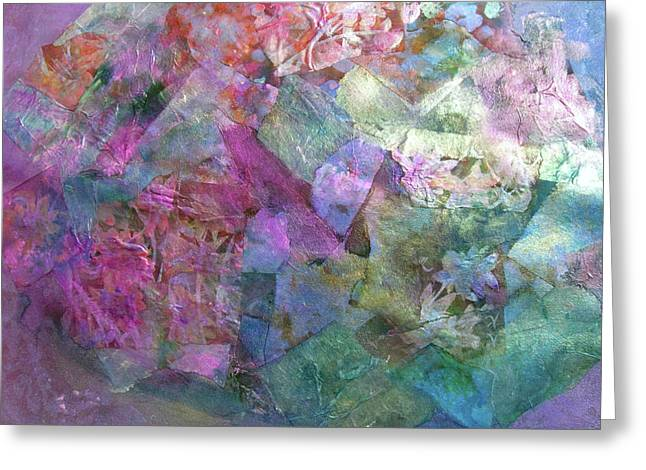 Designers Choice Mixed Media Greeting Cards - Provence  Greeting Card by Don Wright