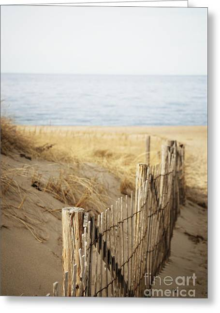 Provincetown II Greeting Card by HD Connelly