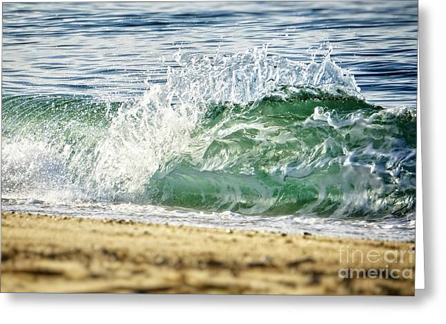 Provincetown Iv Greeting Card by HD Connelly