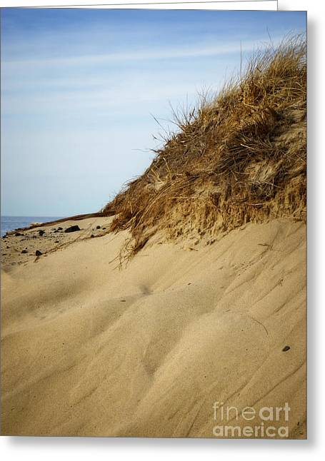 Provincetown V Greeting Card by HD Connelly