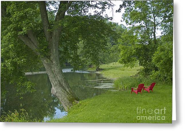 Andrew Kazmierski Greeting Cards - Quiet Place Greeting Card by Andrew Kazmierski