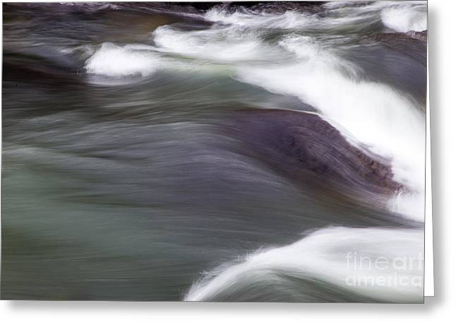 Deschutes River Greeting Cards - Rapids Greeting Card by Twenty Two North Photography