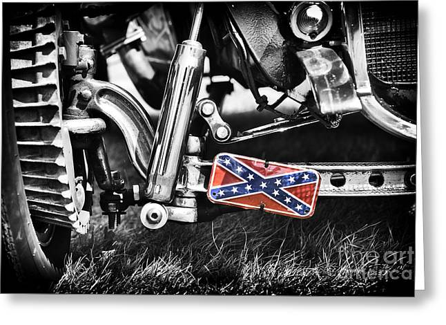 Ford Street Rod Greeting Cards - Rat Rod Greeting Card by Tim Gainey