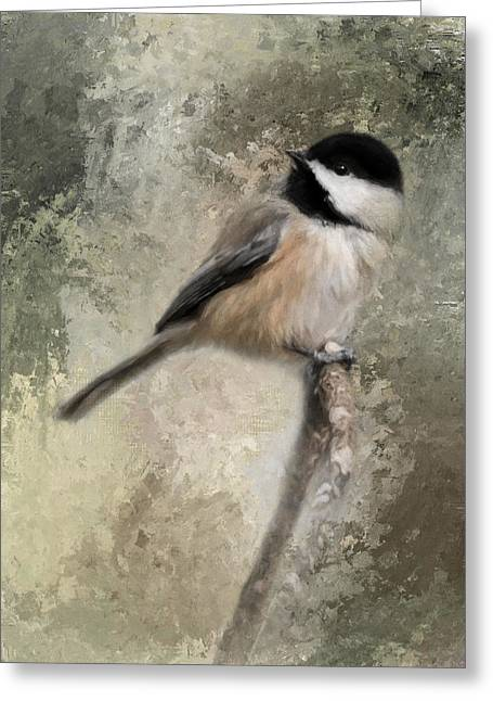 Ready For Spring Seeds Greeting Card by Jai Johnson