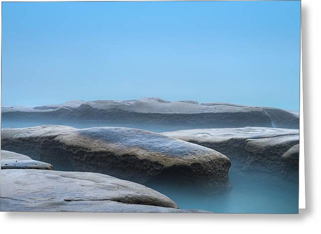 Reef At Rest Greeting Card by Joseph Smith