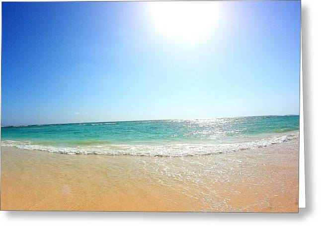 Beach Greeting Cards - Relaxation Greeting Card by Brian Manfra
