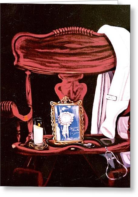 Susan Roberts Greeting Cards - Retiring Nurse Greeting Card by Susan Roberts