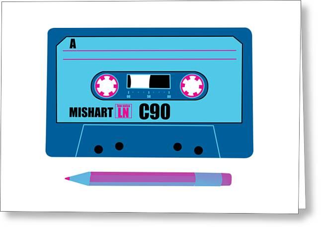 Rewind Greeting Cards - Rewind Greeting Card by Mihail Georgiev