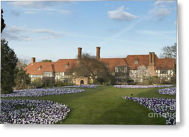Historic England Greeting Cards - RHS Wisley Gardens Greeting Card by Tim Gainey