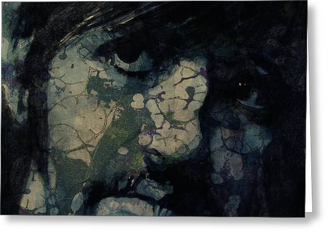The Beatles Images Greeting Cards - Ringo Greeting Card by Paul Lovering