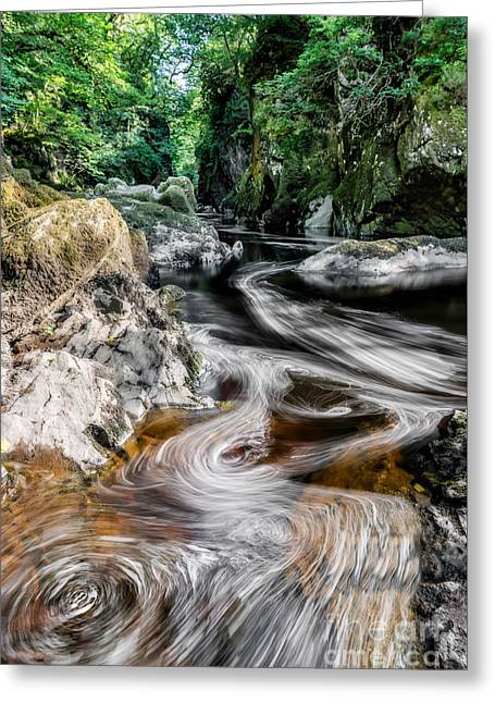 River Of Dreams Greeting Card by Adrian Evans