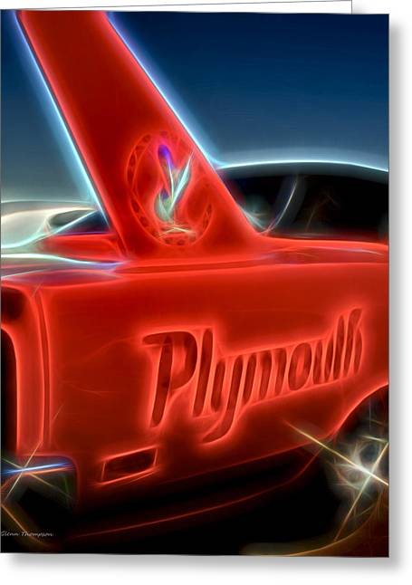 Ply Greeting Cards - Roadrunner  Greeting Card by Glenn Thompson
