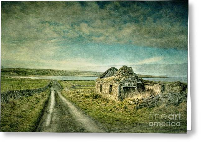 Ireland Photographs Greeting Cards - Robinsons I Greeting Card by Marion Galt