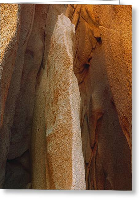 Baja California Greeting Cards - Rock Formations, Lands End, Cabo San Greeting Card by Panoramic Images