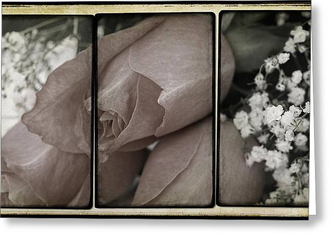Artistic Photography Greeting Cards - Romantic Meeting Greeting Card by Georgiana Romanovna
