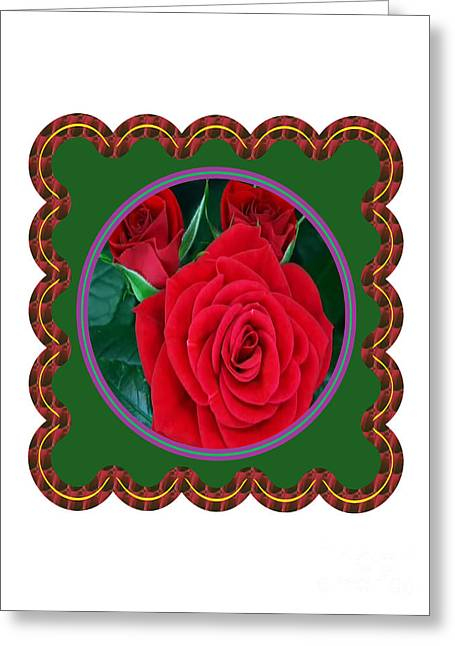 Fineartamerica Greeting Cards - Rose Flower Floral posters photography and graphic fusion art NavinJoshi FineArtAmerica Pixels Greeting Card by Navin Joshi