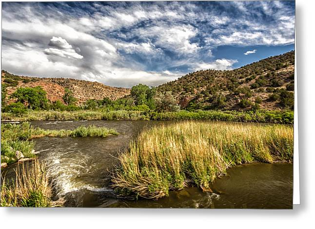 Royal Gorge Greeting Cards - Royal Gorge 2 Greeting Card by A Different Brian Photography