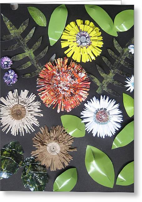 Quilling Greeting Cards - Safari Greeting Card by Imelda Tio