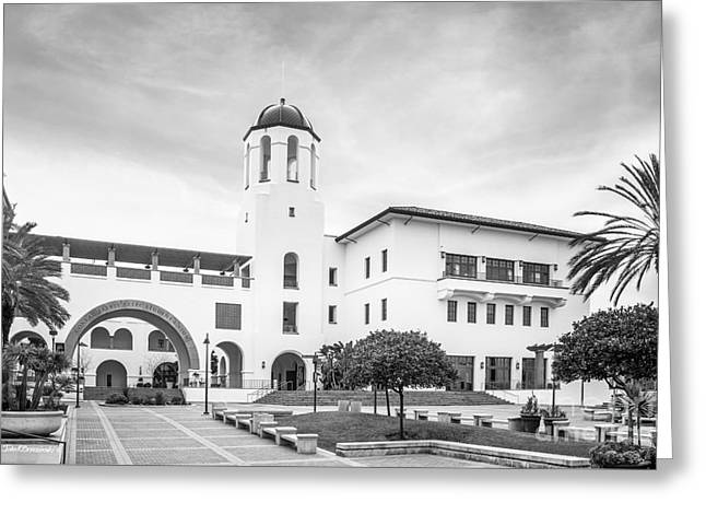 San Diego State University Campus Center Greeting Card by University Icons