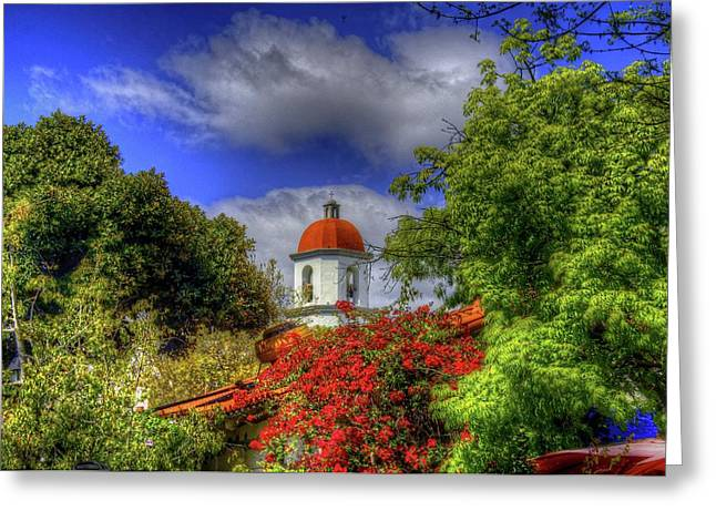 Hdr Landscape Greeting Cards - San Juan Greeting Card by Craig Incardone