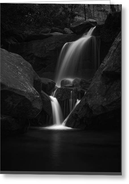 Gatlinburg Tennessee Greeting Cards - Sanctum Greeting Card by Johan Hakansson