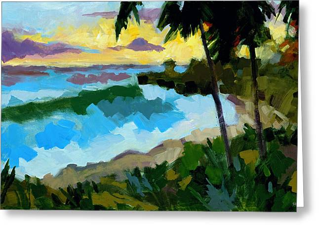 Dominican Greeting Cards - Santo Domingo 1 Greeting Card by Douglas Simonson