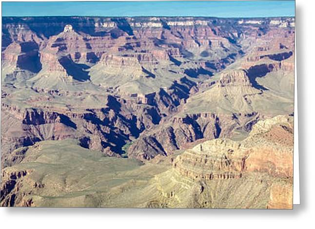 Old West Postcards Greeting Cards - Scenery Around Grand Canyon In Arizona Greeting Card by Alexandr Grichenko