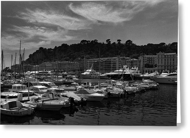 Water Vessels Greeting Cards - Sea Luxury Greeting Card by Evgeny Govorov