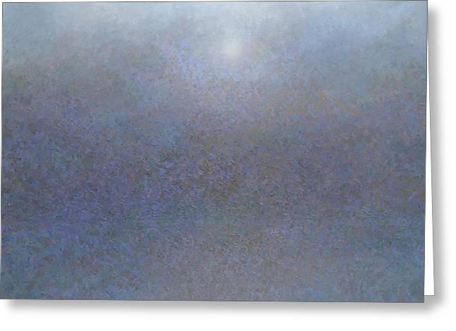 Sea Mist Greeting Card by Jeremy Annett