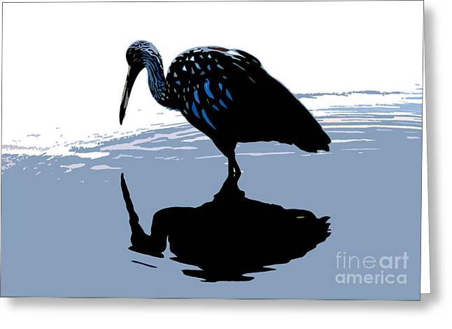 Kin Greeting Cards - Searching Greeting Card by David Lee Thompson
