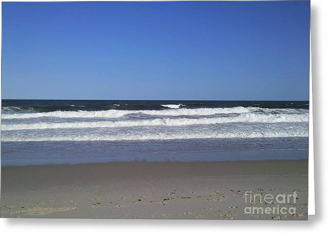 Seaside Heights Photographs Greeting Cards - Seaside Heights 034 Greeting Card by Daniel Henning