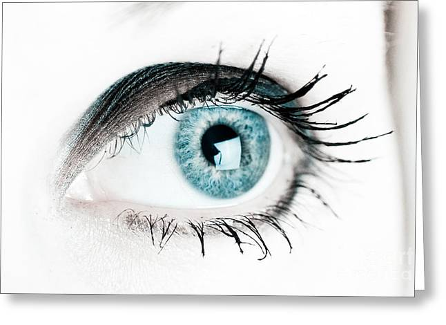 Eyesight Greeting Cards - See Greeting Card by Jt PhotoDesign