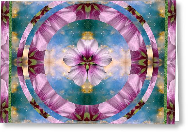 Serenity Greeting Card by Bell And Todd