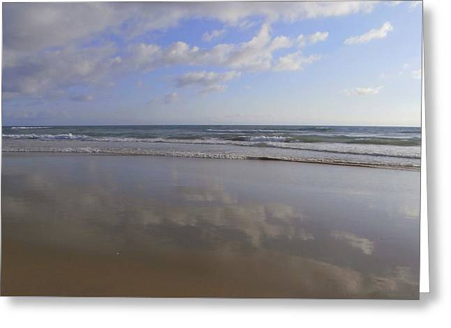 California Ocean Photography Greeting Cards - Serenity Now Greeting Card by Karyn Robinson