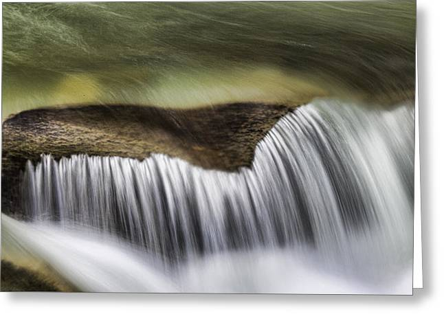 Stream Greeting Cards - Serenity Greeting Card by Stephen Stookey
