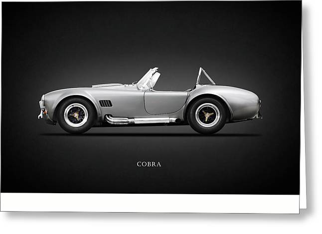 Shelby Cobra 427 Sc 1965 Greeting Card by Mark Rogan