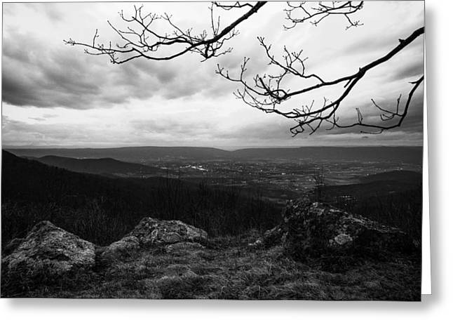 Shenandoah National Park Greeting Cards - Shenandoah Greeting Card by Chad Dutson