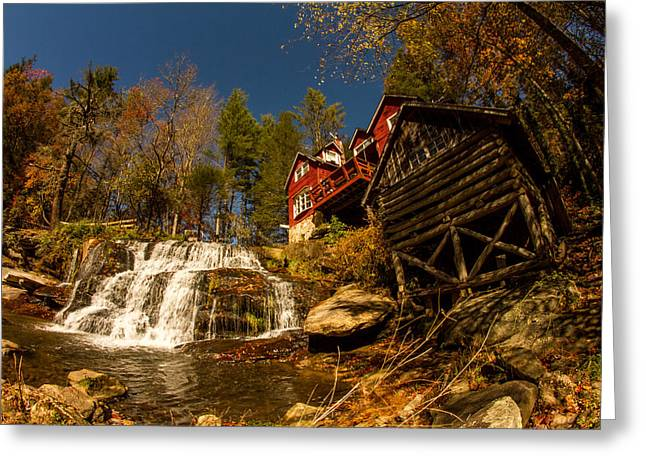 North Fork Greeting Cards - Shoal Creek 5 Greeting Card by A Different Brian Photography